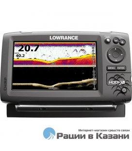 Эхолот Lowrance HOOK-7x