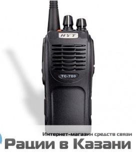Взрывозащищенная рация Hytera TC-700Ex PLUS V/U