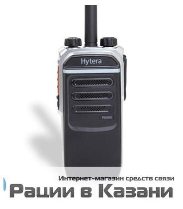 Цифро-аналоговая рация Hytera PD605 VHF