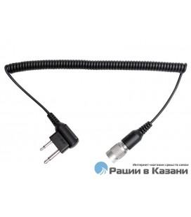 Кабель SC-A0113 Twin-pin для подключения раций Icom к адаптеру SR10