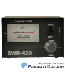 Измеритель КСВ Optim SWR-420