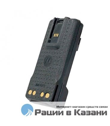 Аккумулятор Motorola Li-Ion 3000мАч IP68 Impres (FOR VIB BELT CLIP)