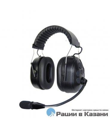 Беспроводная Bluetooth, шумозащитная гарнитура, с выносным микрофоном VOSTOK BTHDH-12