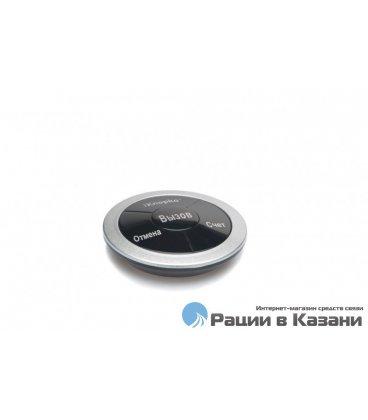 Кнопка вызова iKnopka АРЕ310 (серебристая)