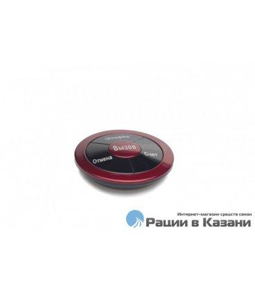 Кнопка вызова iKnopka АРЕ330 (серебристая)