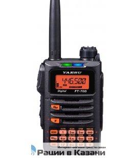 Радиостанция Yaesu FT-70DR