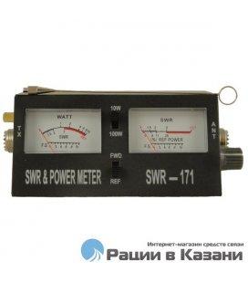 Измеритель КСВ и мощности SWR-171