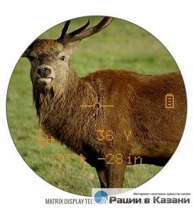 Бинокль-дальномер FUSION 1 MILE ARC 12X50