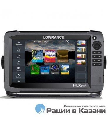 Картплоттер Эхолот LOWRANCE HDS-9 Gen3