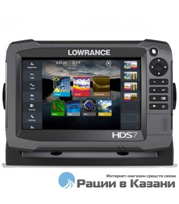 Картплоттер Эхолот LOWRANCE HDS-7 Gen3