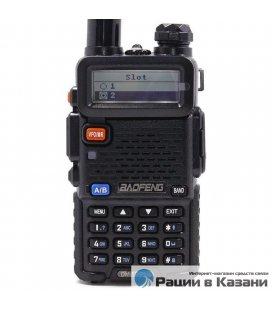 Портативная аналогово-цифровая радиостанция Baofeng DM-5R Plus Tier II