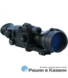 Прицел ночной Yukon Sentinel 3х60 L (с креплением Prism 14/200) (26018PT)