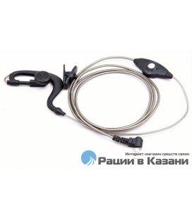 Гарнитура однопроводная, разъем Y1 для радиостанций Vertex/YAESU