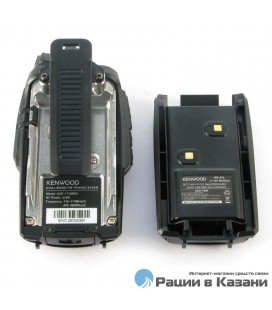 Рация Kenwood TH-UVF1 Turbo Dual Band