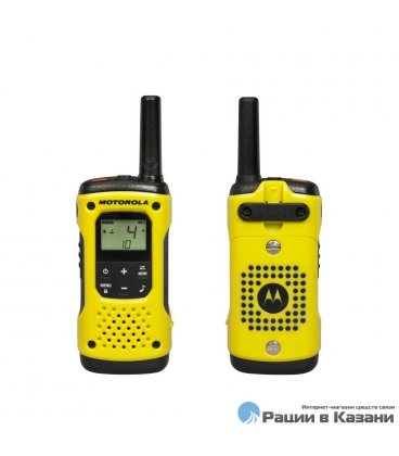 Радиостанция Motorola TLKR T92 H20 TWIN PACK