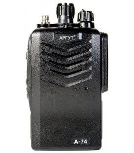 Цифровая рация АРГУТ А-74 UHF dPMR