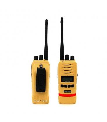 Нетонущая речная УКВ радиостанция NavCom СРС-303В (взрывозащищённая)