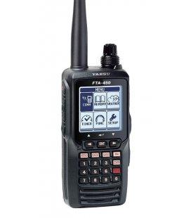 Авиационная радиостанция Yaesu FTA-450L