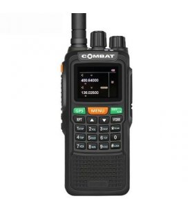 Радиостанция COMBAT T-44UV VECTOR 12 Ватт GPS и ретранслятор