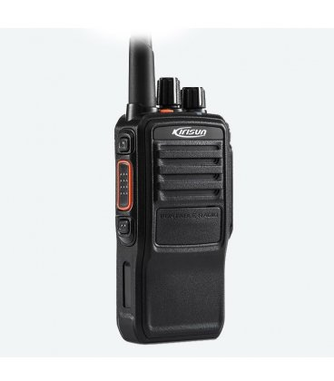 Портативная аналогово/цифровая DMR радиостанция Kirisun DP585