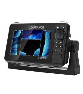 Эхолот HDS-7 LIVE с датчиком Active Imaging 3-в-1