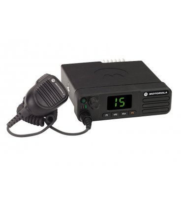 Цифровая автомобильная радиостанция Motorola DM4400E MDM28JNC9VA2AN VHF 25Вт