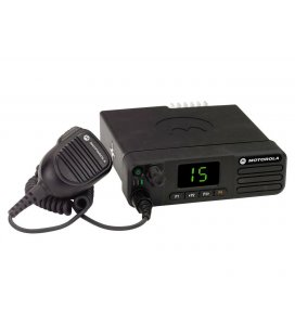 Автомобильная радиостанция Motorola DM4401E UHF MDM28QNC9RA2AN 25 Вт