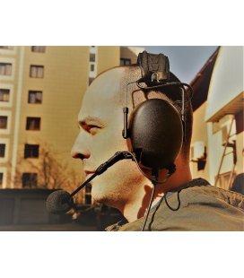 Профессиональная шумозащитная гарнитура VOSTOK HDH-12