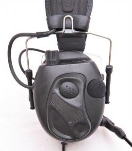 Профессиональная гарнитура VOSTOK HDH-16 с активным шумоподавлением