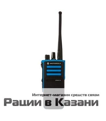 Рация MotoTRBO DP4401 EX (136-174 МГц)