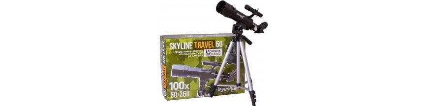 Телескопы Levenhuk Skyline Travel
