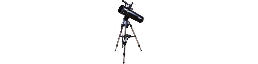 Телескопы с автонаведением Levenhuk SkyMatic